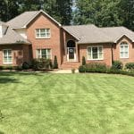Zoysia lawn in Macon / Warner Robins Georgia
