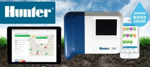 Hunter XC smart irrigation controller